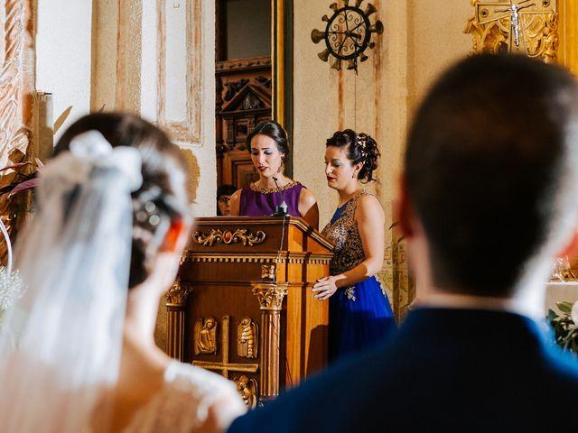 La boda de Josué y Miriam en Sax, Alicante 26