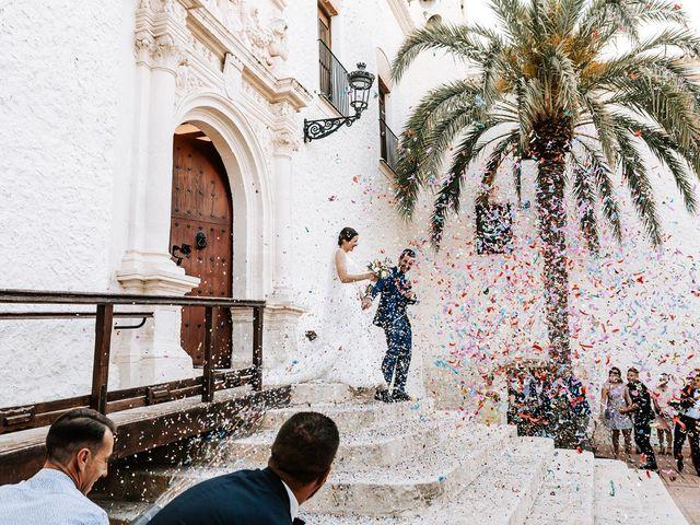 La boda de Josué y Miriam en Sax, Alicante 27