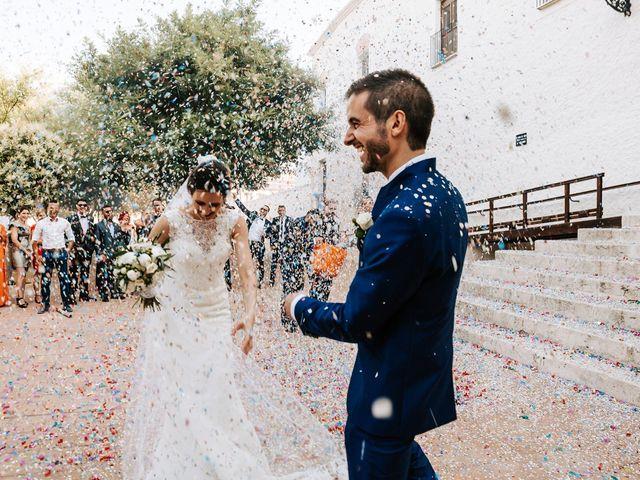La boda de Josué y Miriam en Sax, Alicante 28