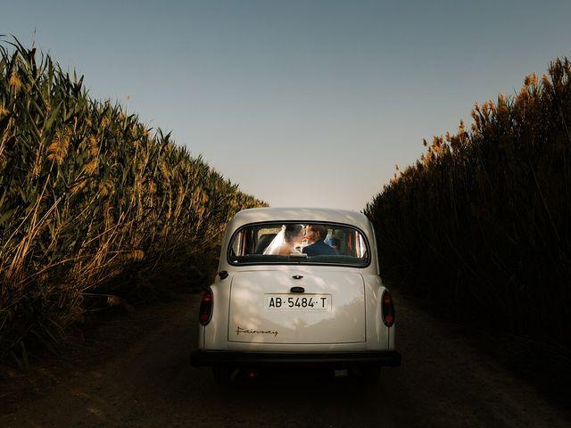 La boda de Josué y Miriam en Sax, Alicante 29
