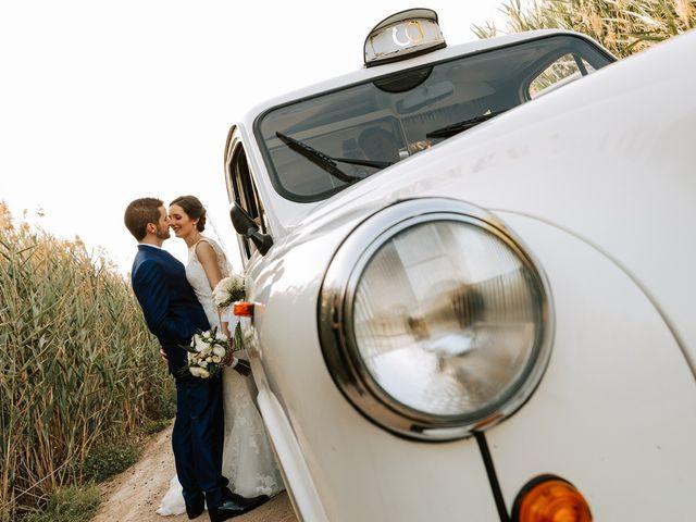 La boda de Josué y Miriam en Sax, Alicante 30