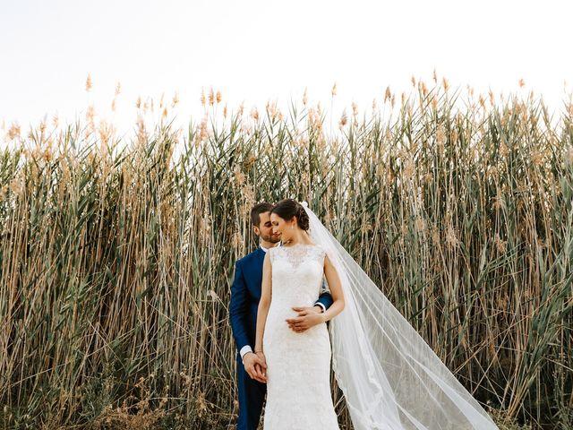 La boda de Josué y Miriam en Sax, Alicante 31