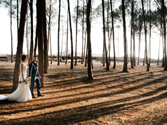 La boda de Josué y Miriam en Sax, Alicante 33