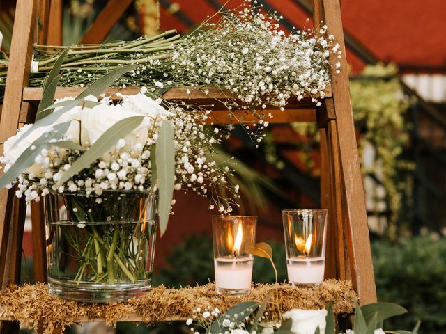 La boda de Josué y Miriam en Sax, Alicante 36