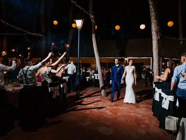 La boda de Josué y Miriam en Sax, Alicante 41
