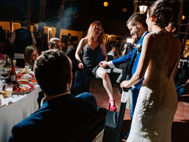 La boda de Josué y Miriam en Sax, Alicante 43