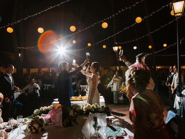 La boda de Josué y Miriam en Sax, Alicante 47