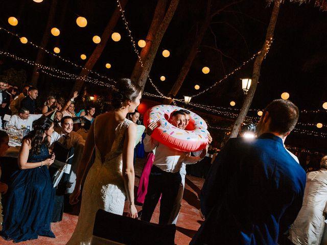 La boda de Josué y Miriam en Sax, Alicante 48