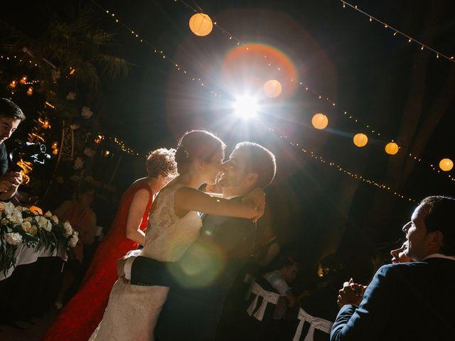 La boda de Josué y Miriam en Sax, Alicante 50