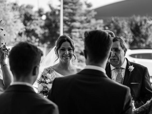 La boda de Rubén y Mónica en Simancas, Valladolid 17