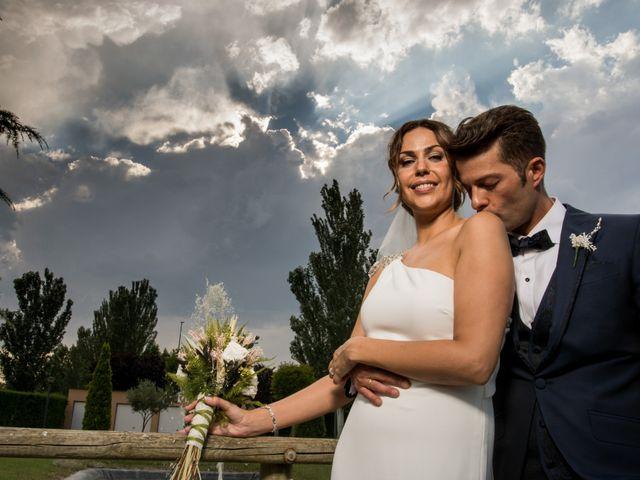 La boda de Rubén y Mónica en Simancas, Valladolid 25