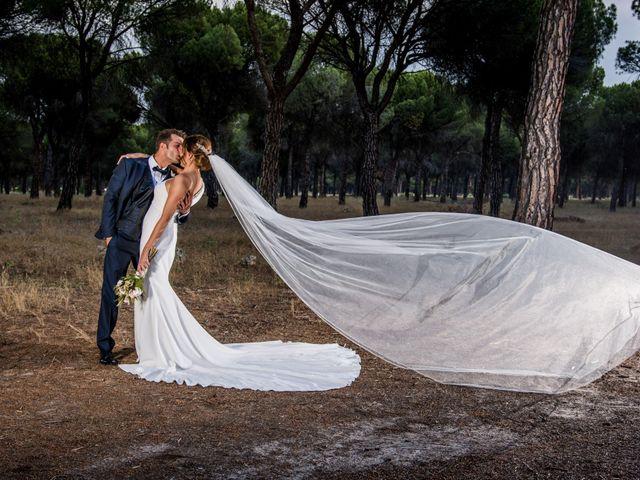 La boda de Rubén y Mónica en Simancas, Valladolid 33
