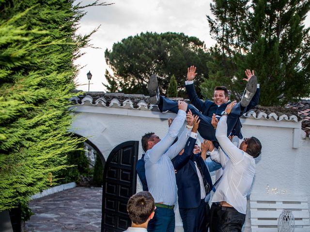 La boda de Rubén y Mónica en Simancas, Valladolid 40