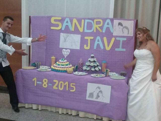 La boda de Javier y Sandra en Salamanca, Salamanca 1