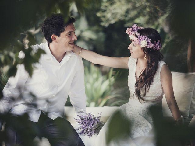 La boda de Miriam y Pedro