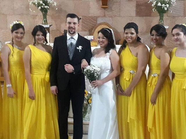 La boda de Alejandro  y Gabriela  en Honduras, Santa Cruz de Tenerife 2