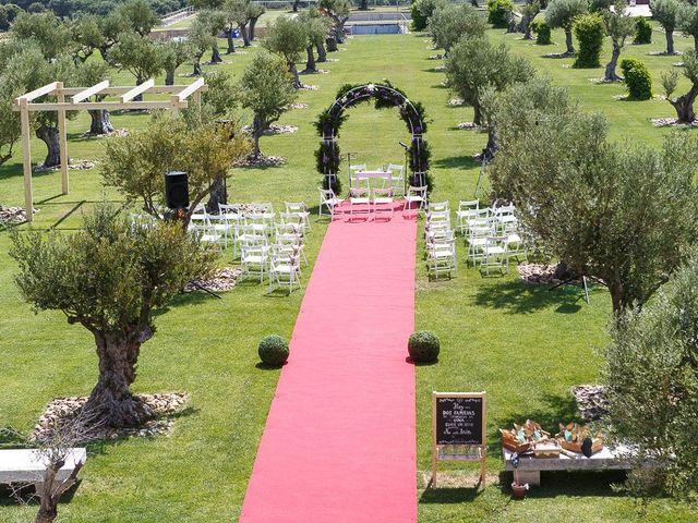 La boda de David y Mary en Monte La Reina, Zamora 1