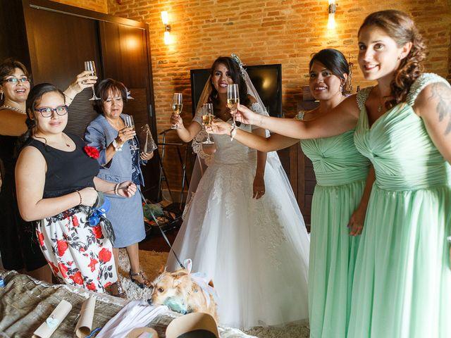 La boda de David y Mary en Monte La Reina, Zamora 9