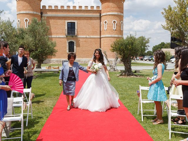 La boda de David y Mary en Monte La Reina, Zamora 12