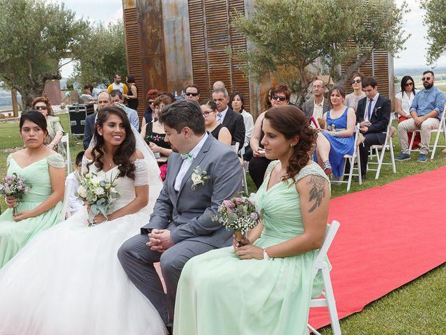 La boda de David y Mary en Monte La Reina, Zamora 13
