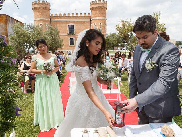 La boda de David y Mary en Monte La Reina, Zamora 14