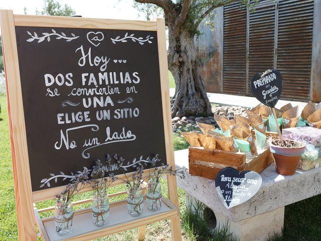 La boda de David y Mary en Monte La Reina, Zamora 20