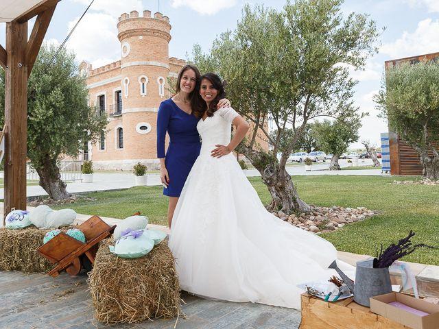 La boda de David y Mary en Monte La Reina, Zamora 25
