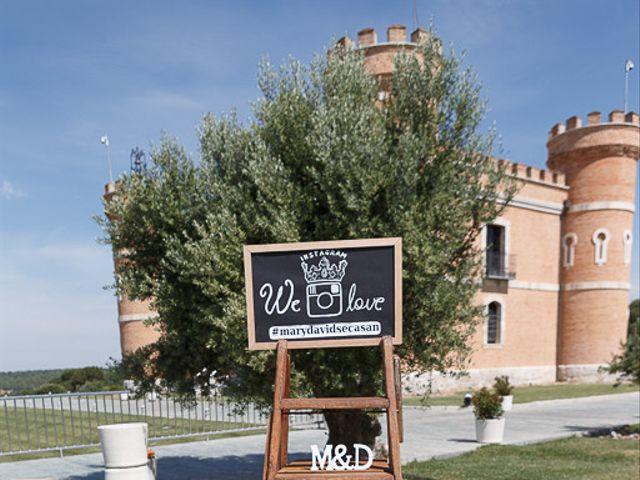 La boda de David y Mary en Monte La Reina, Zamora 26