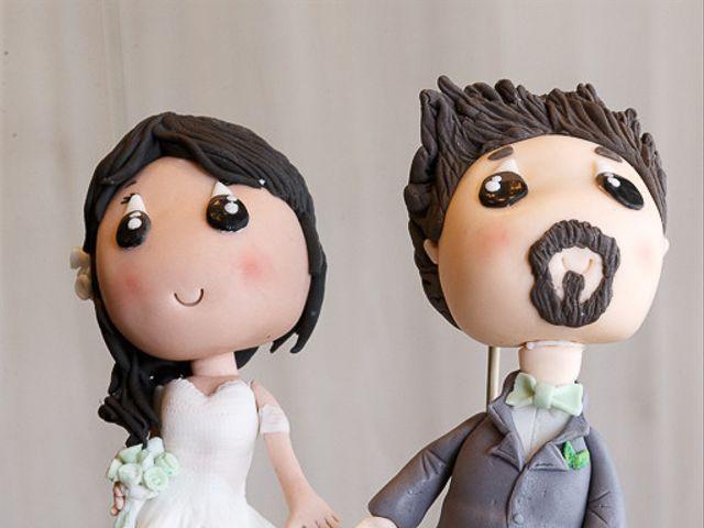 La boda de David y Mary en Monte La Reina, Zamora 34