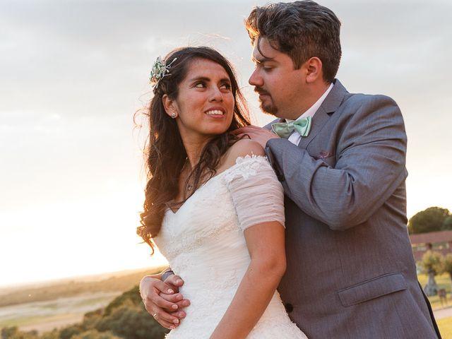 La boda de David y Mary en Monte La Reina, Zamora 44