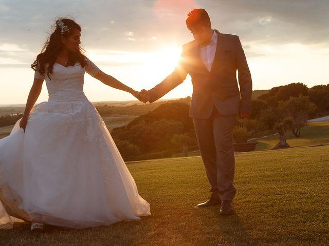 La boda de David y Mary en Monte La Reina, Zamora 45