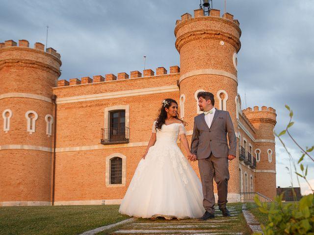 La boda de David y Mary en Monte La Reina, Zamora 46