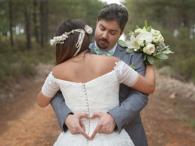 La boda de David y Mary en Monte La Reina, Zamora 49