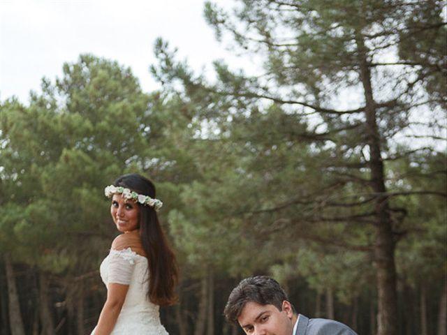 La boda de David y Mary en Monte La Reina, Zamora 50