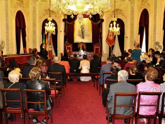 La boda de Chari  y Pepe  en Cádiz, Cádiz 1