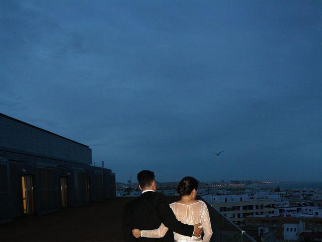 La boda de Chari  y Pepe  en Cádiz, Cádiz 6