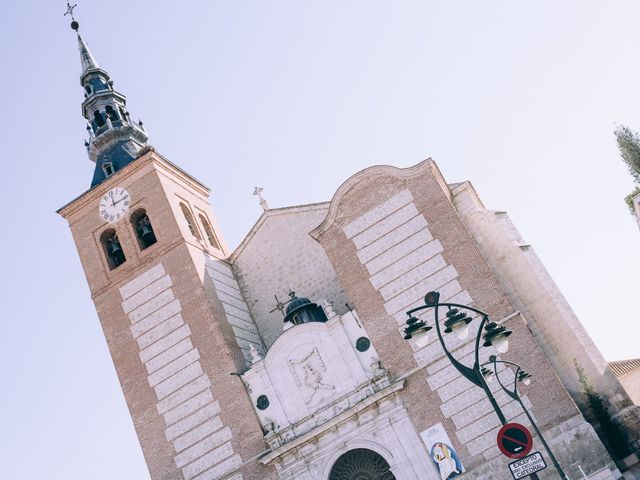 La boda de Alberto y Noelia en Toledo, Toledo 1