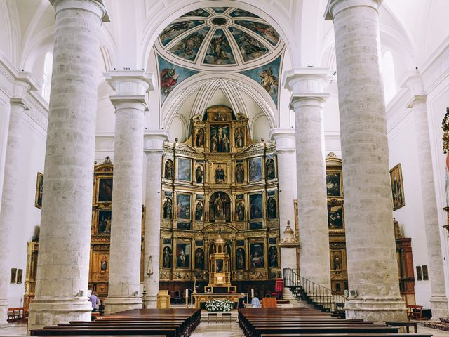 La boda de Alberto y Noelia en Toledo, Toledo 3