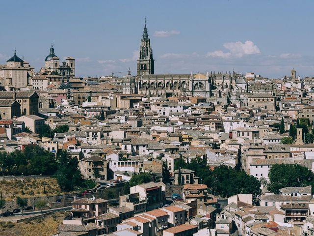 La boda de Alberto y Noelia en Toledo, Toledo 10