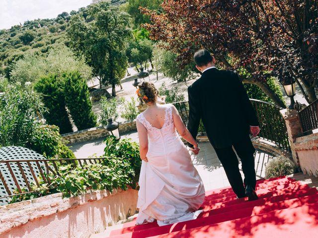 La boda de Alberto y Noelia en Toledo, Toledo 15