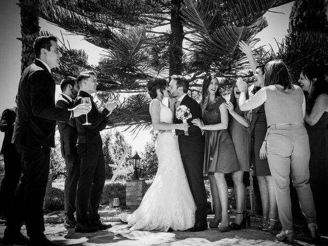 La boda de Verónica y Tomás