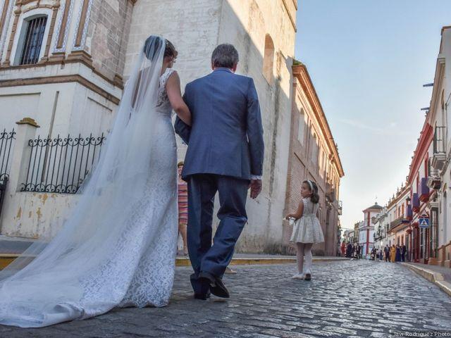 La boda de José Manuel y Nieves en Benacazon, Sevilla 2