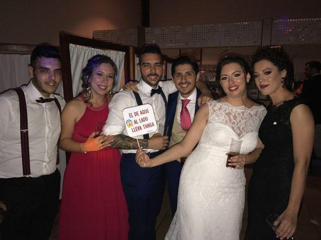 La boda de José Manuel y Nieves en Benacazon, Sevilla 10