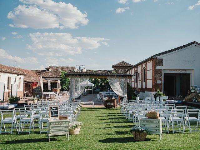La boda de Daniel y Cristina en Galapagos, Guadalajara 17