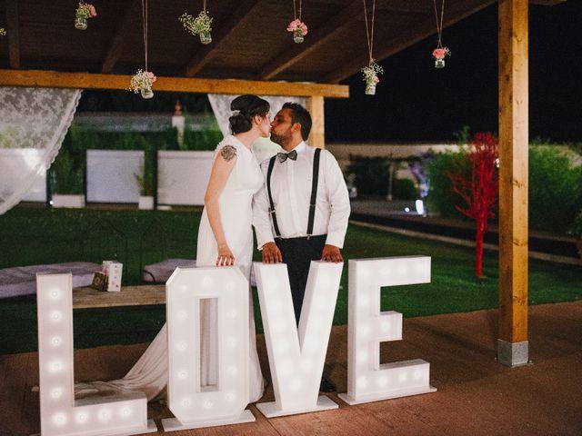 La boda de Daniel y Cristina en Galapagos, Guadalajara 22