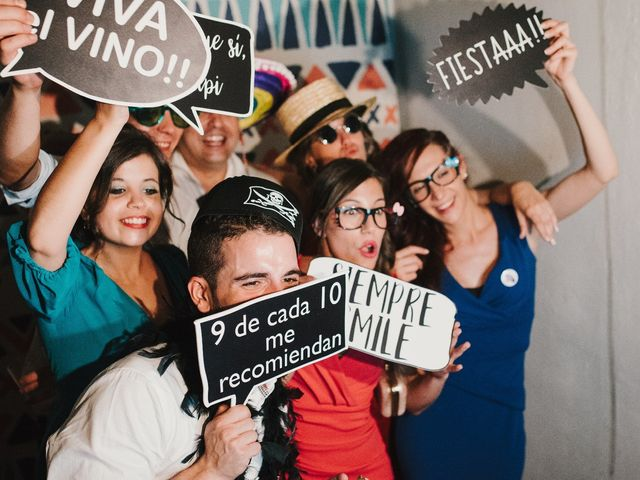 La boda de Daniel y Cristina en Galapagos, Guadalajara 25