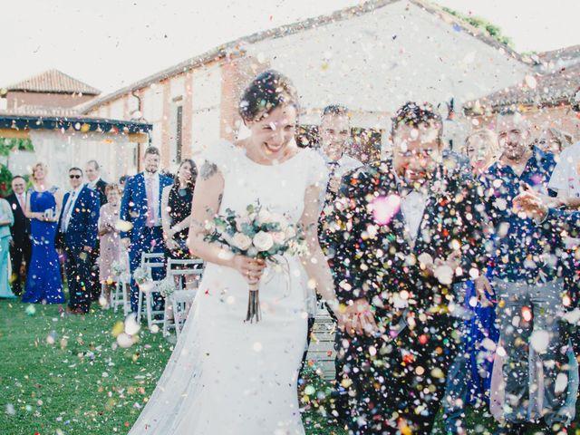 La boda de Daniel y Cristina en Galapagos, Guadalajara 34