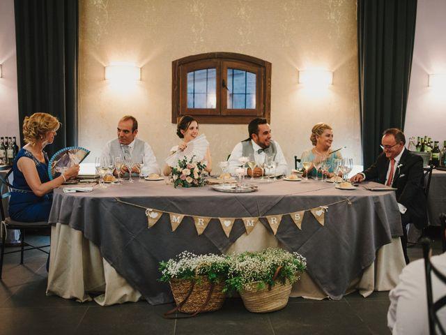 La boda de Daniel y Cristina en Galapagos, Guadalajara 18