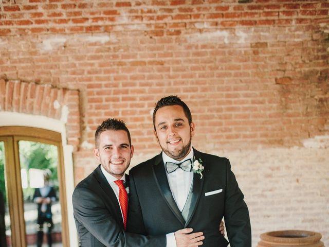 La boda de Daniel y Cristina en Galapagos, Guadalajara 12