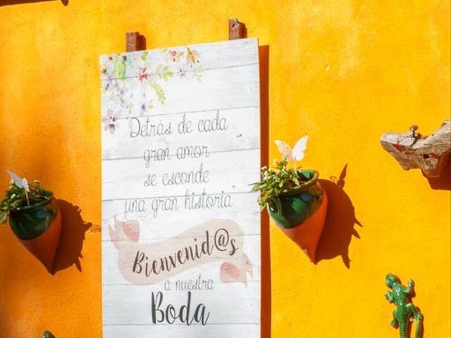 La boda de Raúl y Gema en Villasur De Herreros, Burgos 6